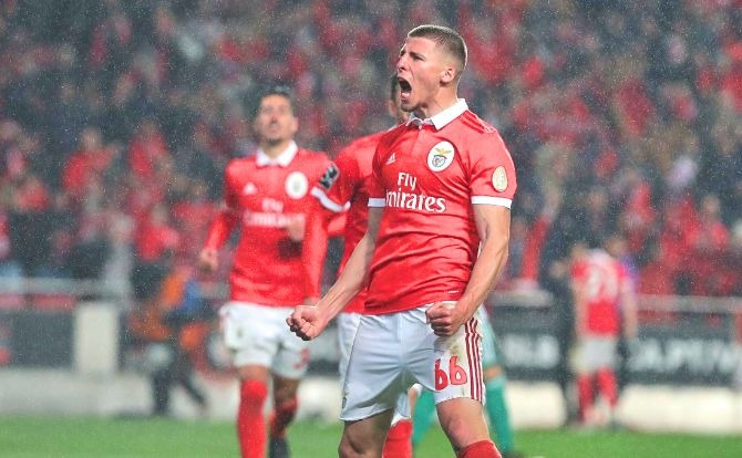 Benfica Futebol Rúben Dias