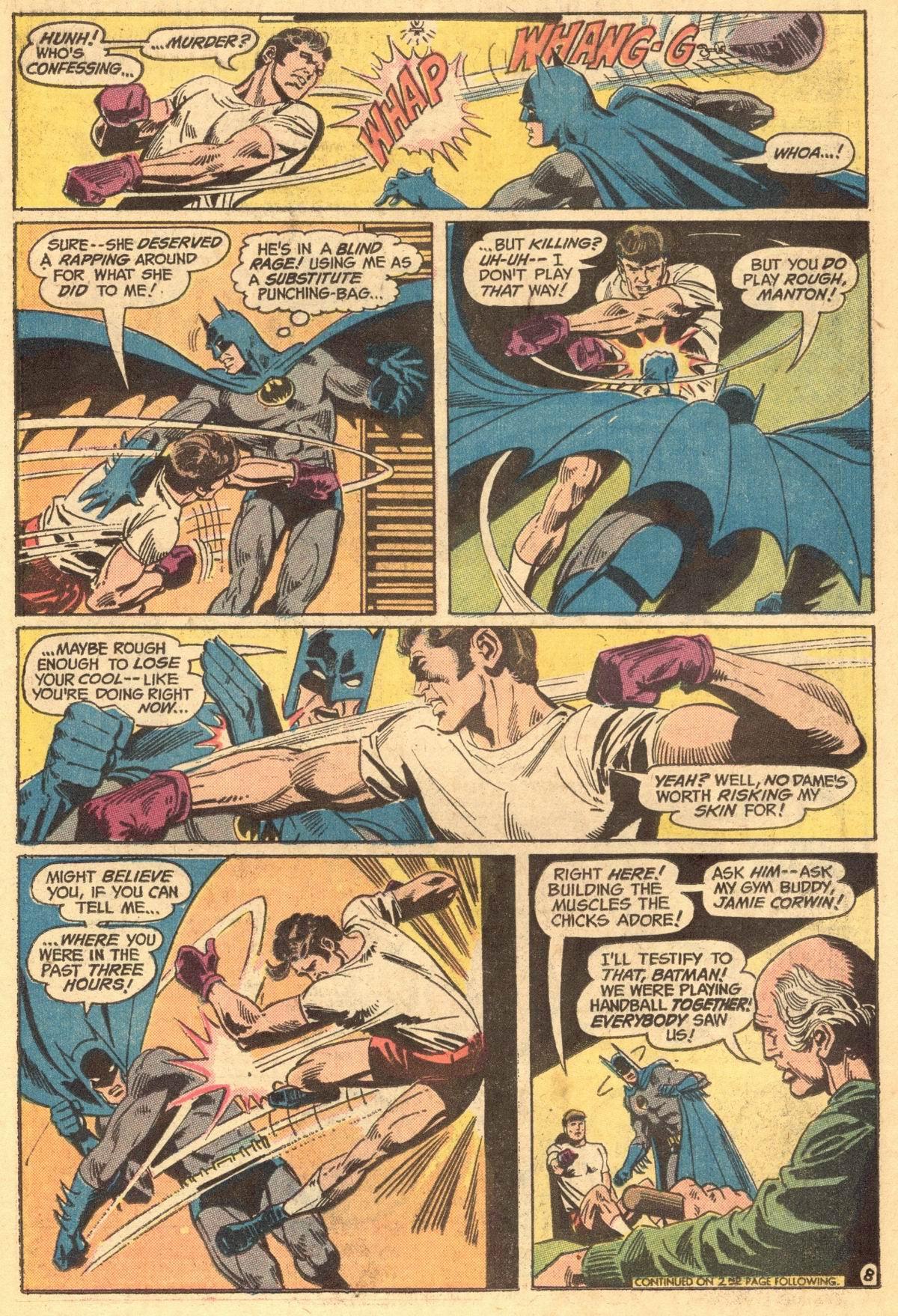 Detective Comics (1937) 433 Page 10