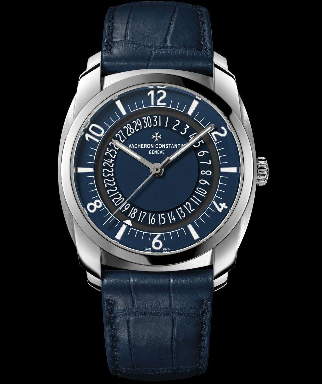 Neue Uhr : Vacheron Constantin Quai de l'Ile