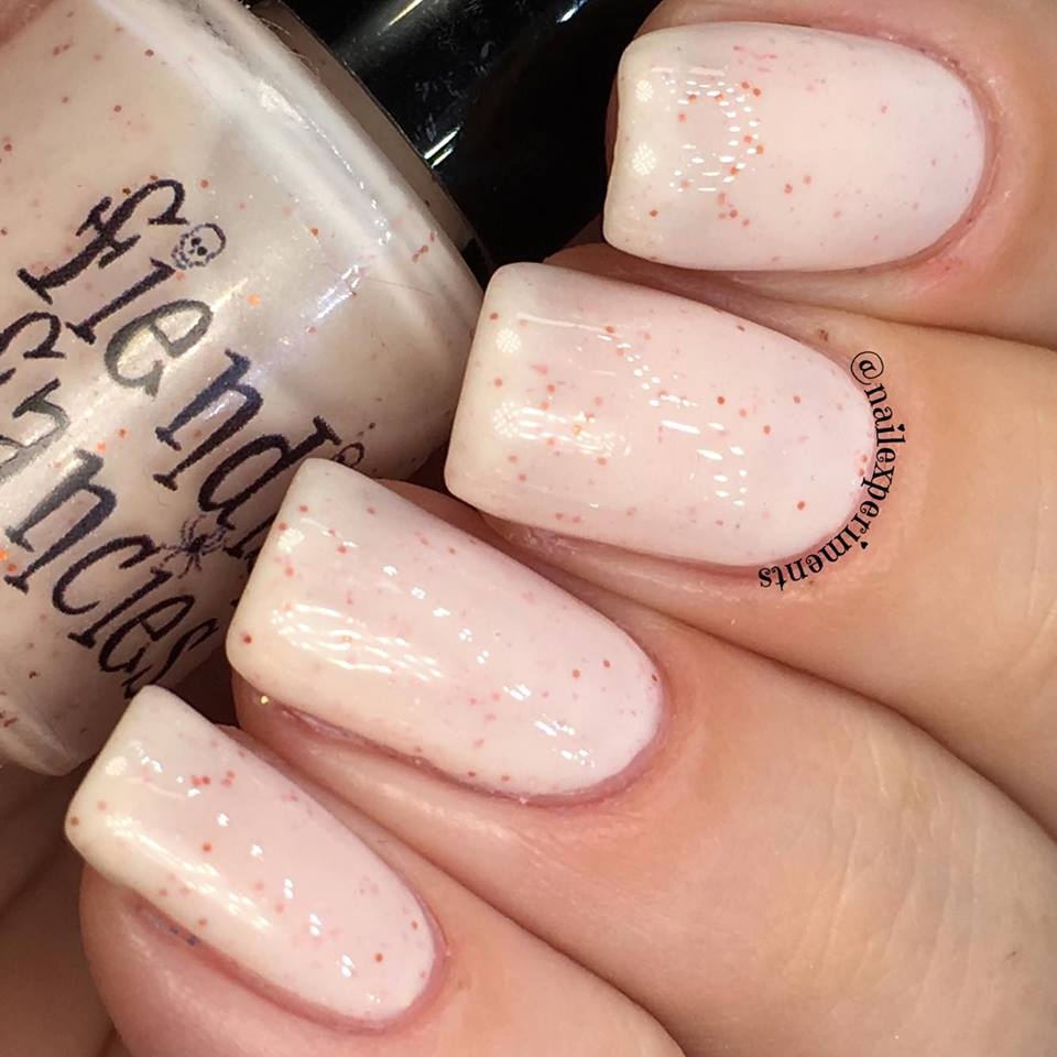 Nail Experiments: FIENDISH FANCIES | CABIN FEVER SWATCHES