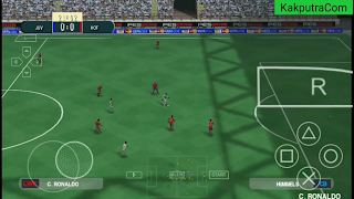 Download PES 2019 PPSSPP Lite English (300MB) Offline Android Terbaru