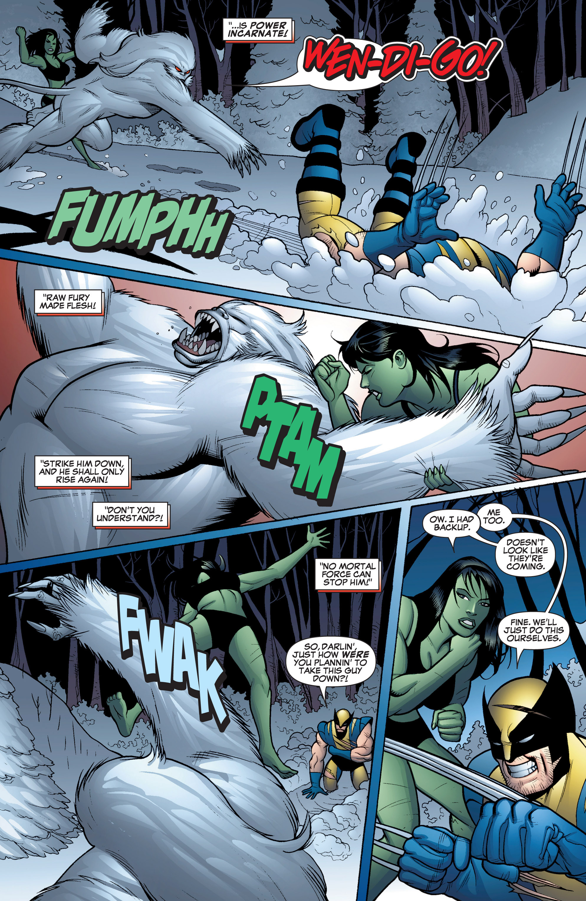 Read online She-Hulk (2005) comic -  Issue #16 - 17