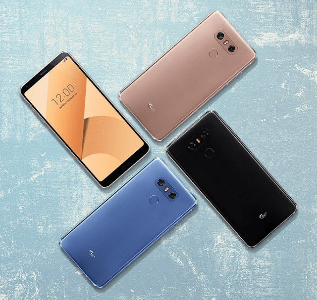 LG G6 Plus Announced With Bigger RAM and Storage