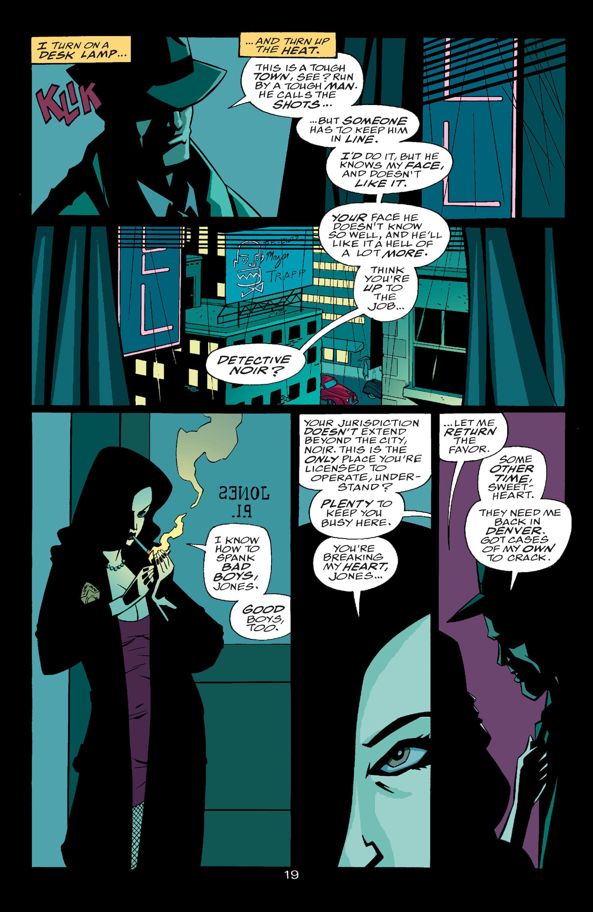 Harley Quinn (2000) Issue #23 #23 - English 20