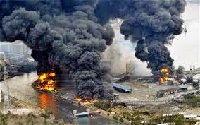 HUMAN MADE DISASTER: INTRODUCTION OF HUMAN MADE DISASTER