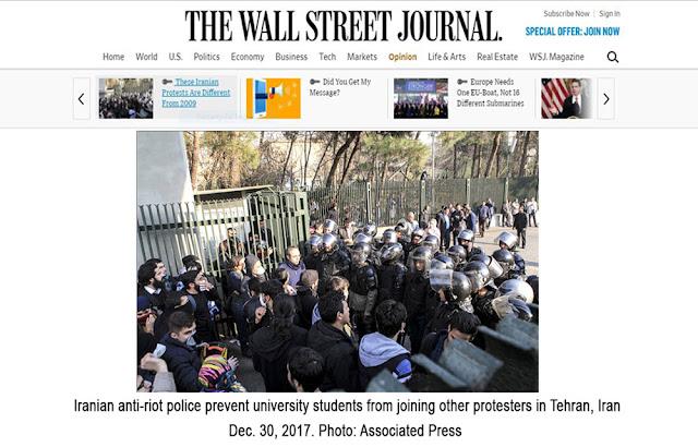 Maryam Rajavi's Response to the Iranian Protests