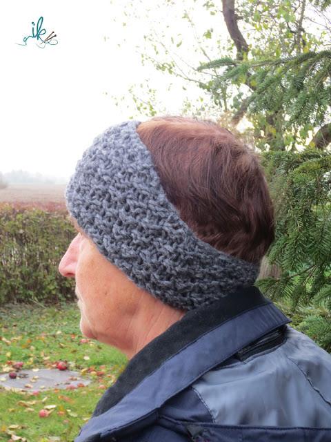 kostenlose Strickanleitung Stirnband