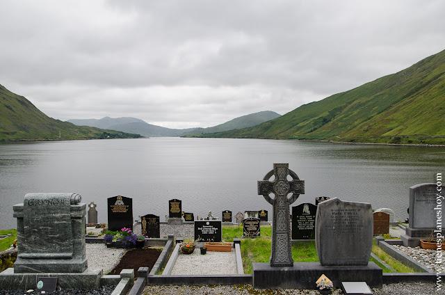 Killary Harbour Irlanda