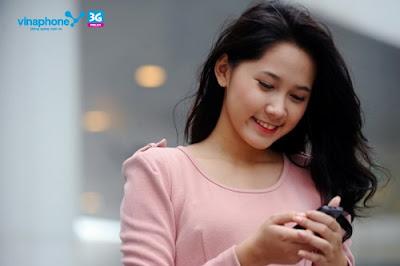 Các gói cước 3G trọn gói của Vinaphone