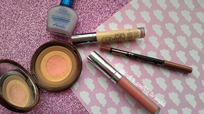 Favoritos de Make Up - Masglo - Mercadona - Colourpop - Urban Decay - Primark
