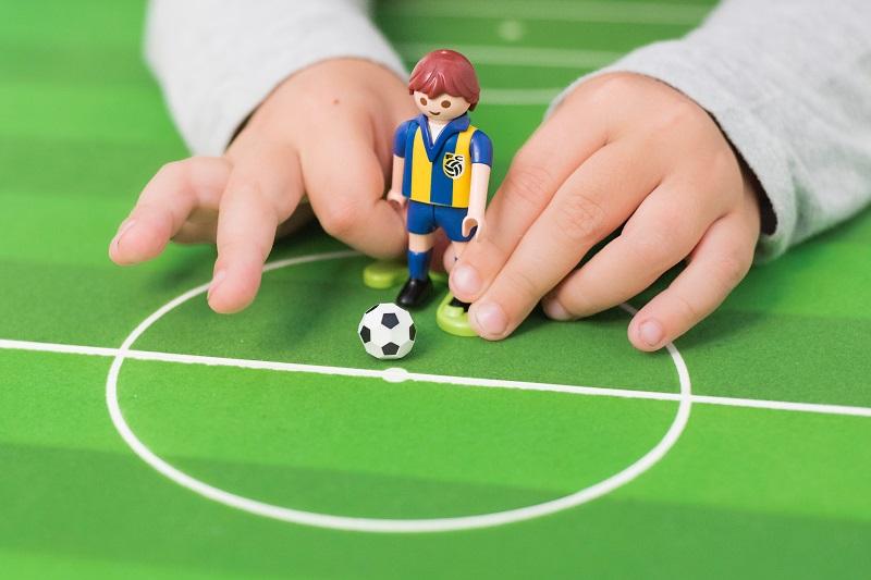 Idee per feste di compleanno per bambini a tema calcio