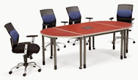 3 Piece Conference Table
