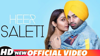 Heer Saleti Lyrics | Jordann Sandhu | The Boss