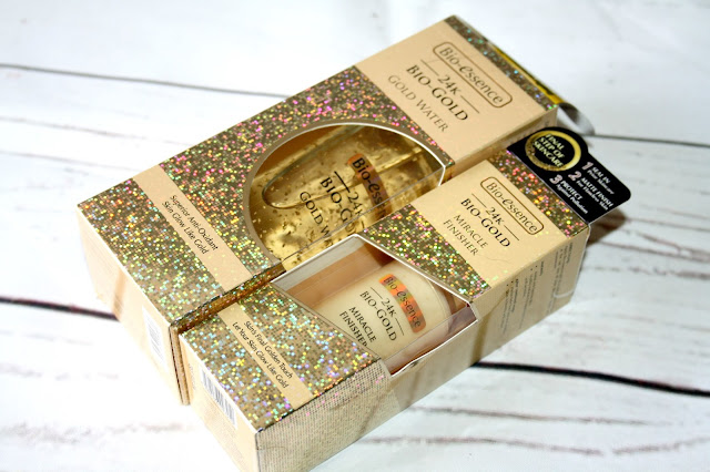 24K BIO-GOLD CAPSULE COLLECTION FROM BIO- ESSENCE