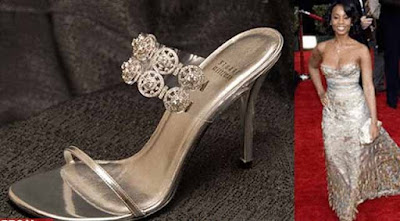 Diamond Dream Stilettos ($ 500.000)