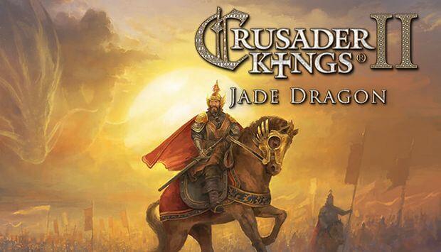 CRUSADER KINGS II JADE DRAGON-CODEX