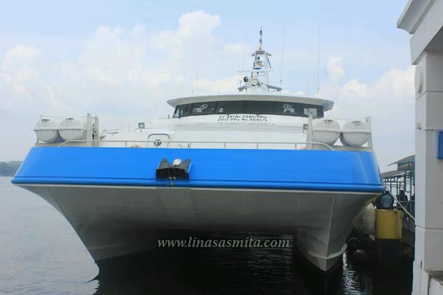 Kapal Ferry Batam Johor