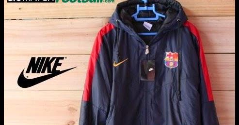 Jual Online Jersey Kaos Baju Bola Grade Ori 2017 2018 Jaket Sweater Polo  Hoodie Waterproof  Jaket Parasut Barcelona Navy Terbaru 9882e57747