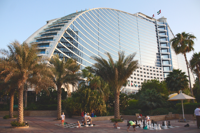 beachfront hotel in Dubai