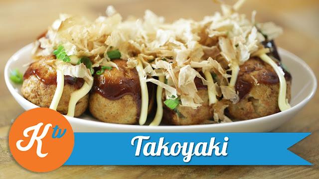 Resep Kue Jepang Takoyaki: Resep Takoyaki Khas Jepang Ala Homemade