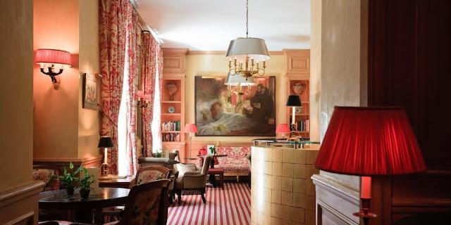 Hotel de l'Abbaye em Paris