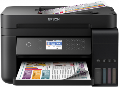 As a to a greater extent than extensively equipped variant of a production duet Epson Ecotank ET-3750 Driver Download
