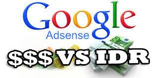 Perbedaan akun AdSense Indo Dan us