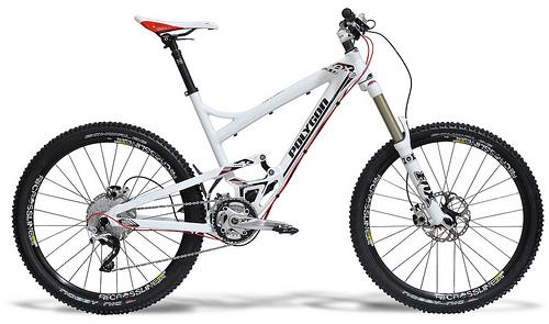 Full Suspension MTB Polygon Series 2012 ~ Fun Bike