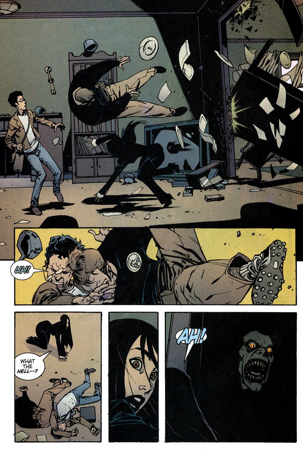 Read online Hellboy: Weird Tales comic -  Issue #4 - 8