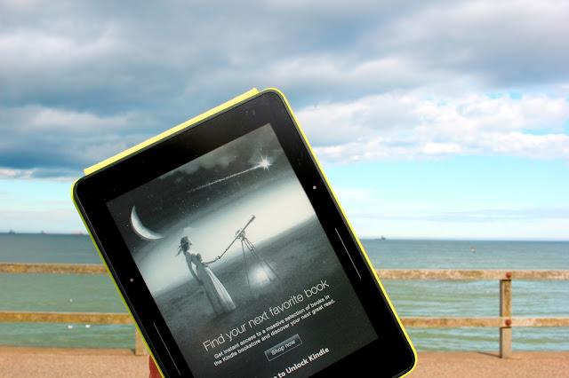 Kindle UK Lifestyle Blog