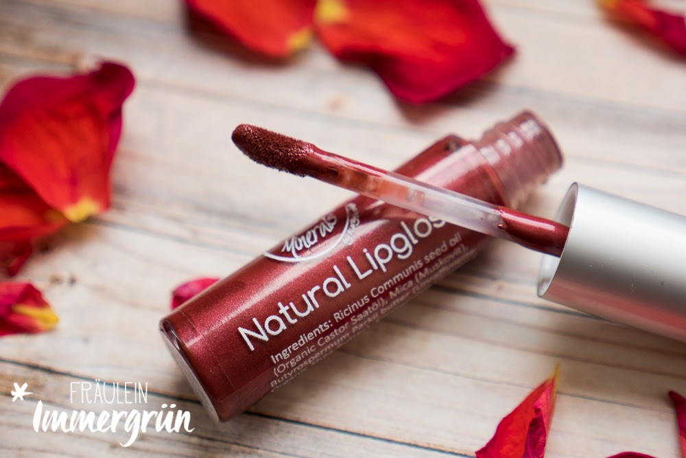 Angel Minerals Lipgloss Corall