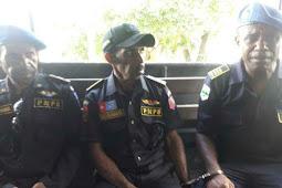 Polisi Indonesia tangkap Polisi Papua Saat Pengamanan