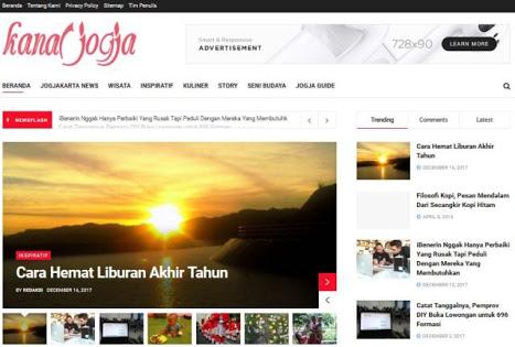 Kanaljogja.id : Mengenal Jogjakarta Lebih Dekat