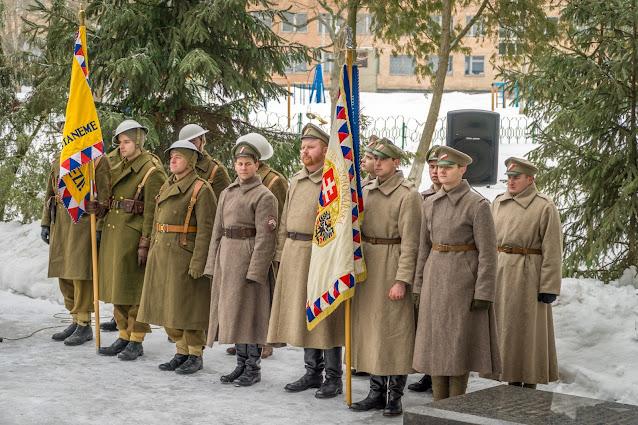 Реконструкция боя при Соколово 9.03.2018 - 07