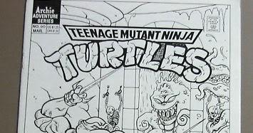 Teenage Mutant Ninja Turtles porr serier Svart BBW Sex Galleri