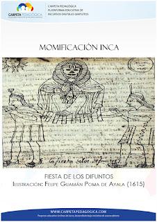 Momificación Inca