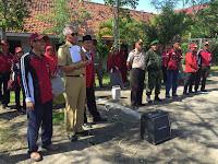 Wakil Bupati Bima Melepas dan Sekaligus Menerima Mahasiswa KKN Angkatan ke-10 STKIP TAMAN SISWA Bima