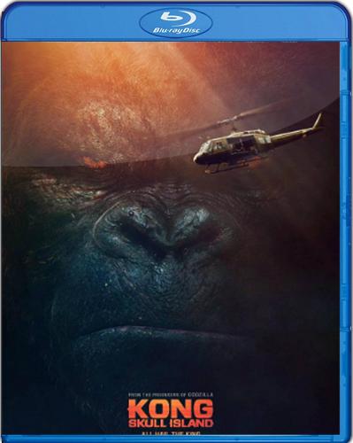 Kong: Skull Island [2017] [BD50] [Español]