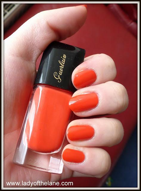 Guerlain Colour Lacquers