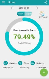 Análise Smartwatch No.1 D2 27