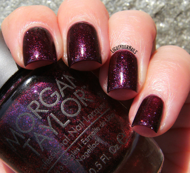 morgan taylor smalti  Morgan Taylor Just for the Occasion | Light Your Nails!