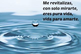 Poema sobre el agua