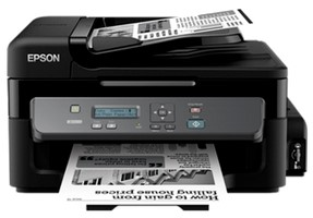 So that it cannot be connected to your PC or laptop Epson M200 Drivers Download