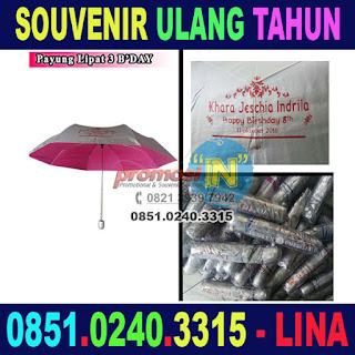 Jual Souvenir Payung Karakter untuk Ulang Tahun Anak