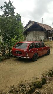 PEDAGANG MOBIL JADUL Corolla KE26 Tahun 1973 Asli Wagon