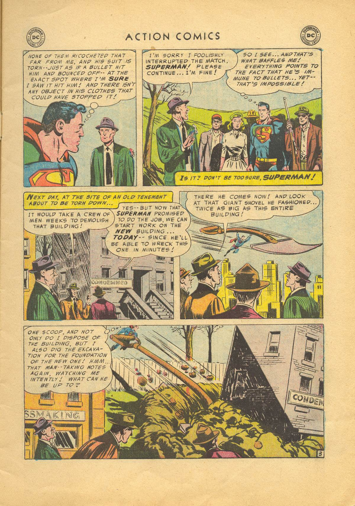 Read online Action Comics (1938) comic -  Issue #209 - 5