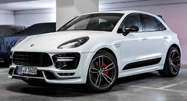 Porsche, Porsche Macan, SUV, TechArt, Tuning