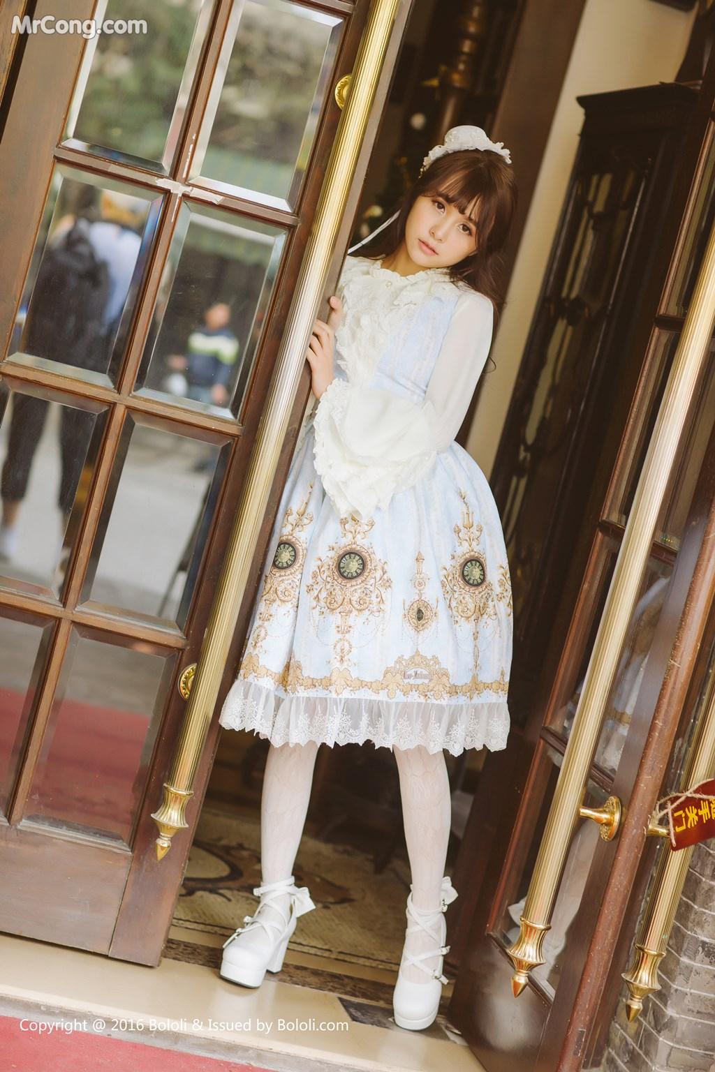 Image Tukmo-Vol.113-Xia-Mei-Jiang-MrCong.com-006 in post Tukmo Vol.113: Người mẫu Xia Mei Jiang (夏美酱) (63 ảnh)