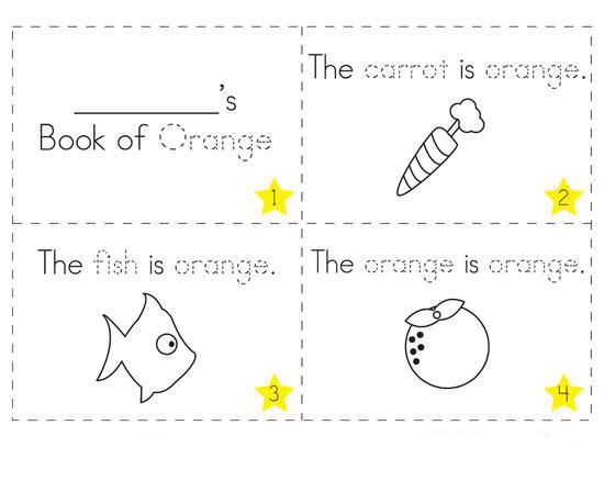 Gambar Mewarnai Booklet Untuk Anak - 8