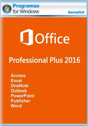Office Professional Plus 2016 Full 32 Y 64 Bits Español Mega Zdescargas